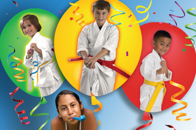Best Birthday Party Place In Sacramento Kovar S Karate