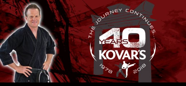 Kovar's Enters It's 40th Year In Business in 2018